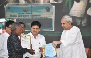 Odisha CM launches 'Jaga Mission' for urban landless slum dwellers