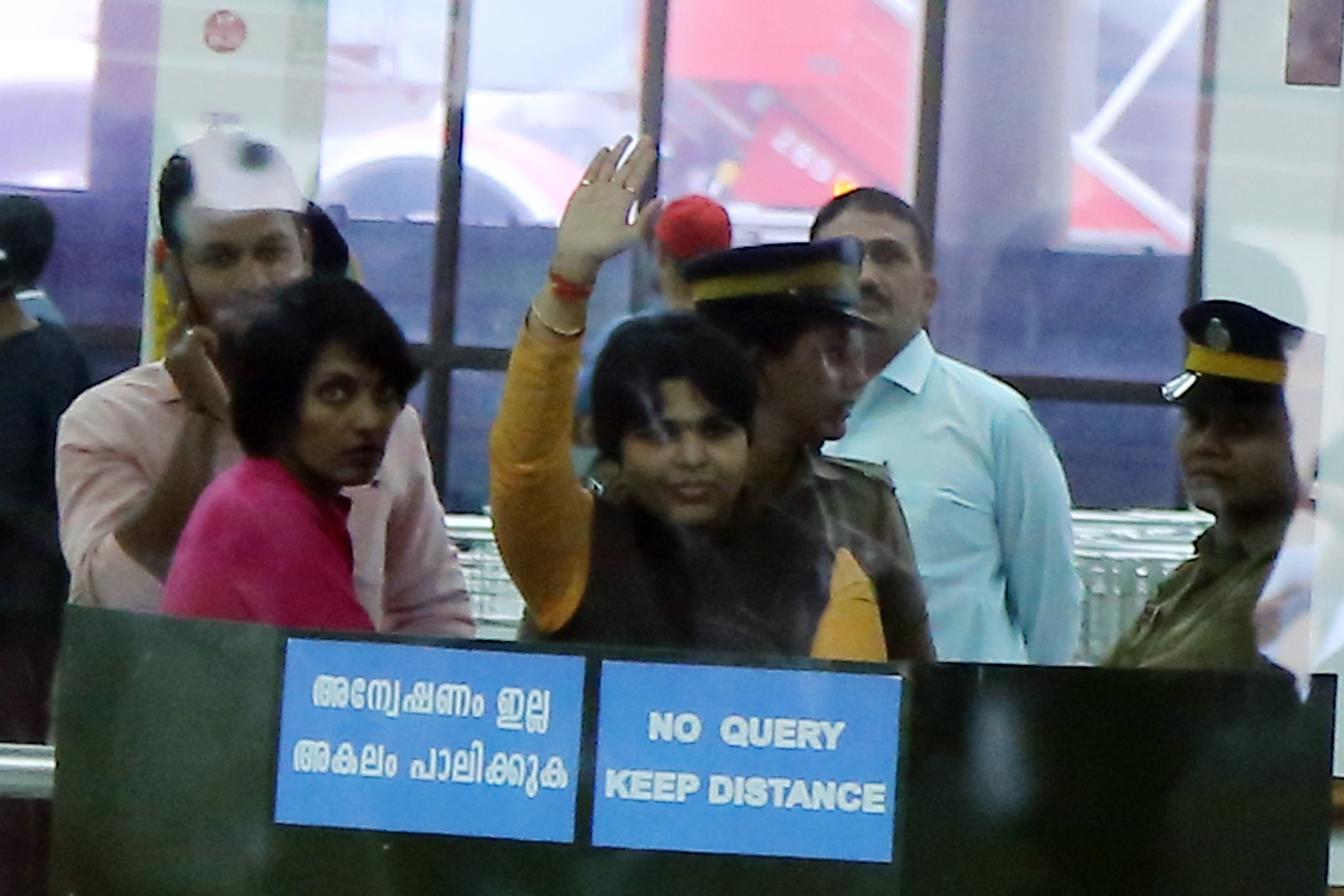 Trupti Desai decides to return but 'will be back before Sabarimala season ends'