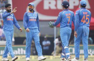 India thrash West Indies in 5th ODI, clinch series 3-1