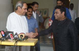 Odisha CM releases Men's Hockey World Cup anthem by Rahman