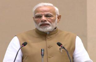 Mahagatbadhan is manifestation of dynasty politics: Modi