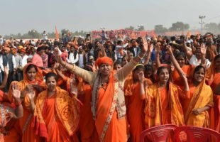 Amid calls for early construction of Ram temple, 'Super Sunday' at Ayodhya passes off peacefully