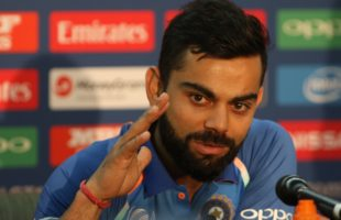 Kohli reacts after social media backlash