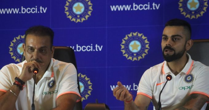 Chopping, changing over now: Shastri on World Cup squad