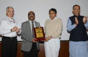 Suresh Prabhu launches AirSewa 2.0