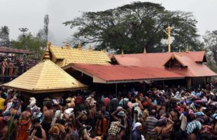 Two-month-long Sabarimala festival begins amid tight security