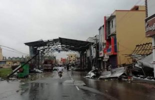TN cyclone toll rises to 45, opposition alleges poor relief work