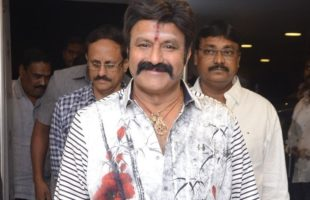 Balakrishna adds glamour to People's Front campaign in Telangana