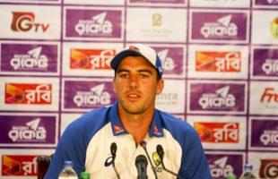 3rd Test: India bolster lead to 346 despite Cummins heroics