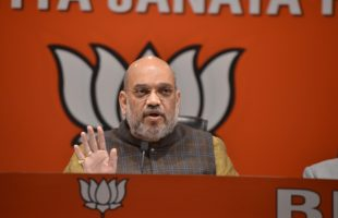 BJP to fight 2019 polls under Modi's leadership: Amit Shah