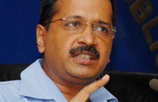 Kejriwal dares Modi to show files on Sahara-Birla, Rafale