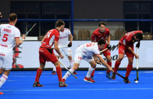 FIH World CUp: Belgium hammer England to enter final