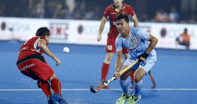 Hockey World Cup: India hold Belgium in exciting clash