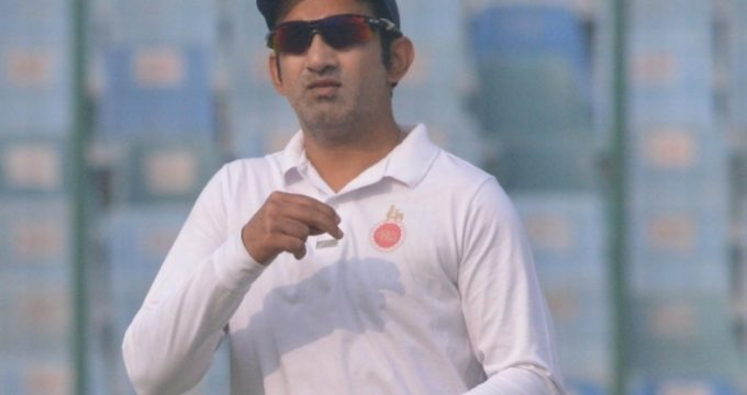 Ranji Trophy: Gambhir steals show in final competitive match