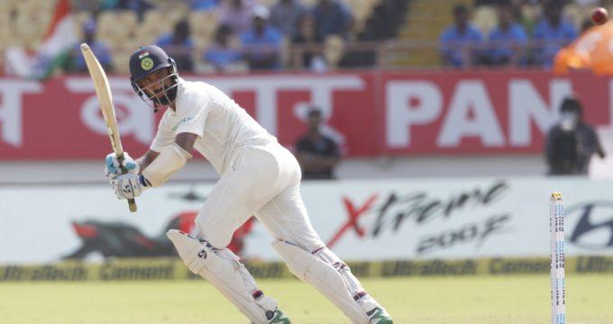 India overcome spirited Australian fight to go 1-0 up