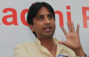 Onus of what to read should be left to readers, not publishers: Kumar Vishwas