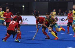 Australia hammer China 11-0 in Hockey WC