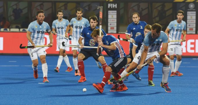 France upset Argentina; knock Spain out of hockey World Cup