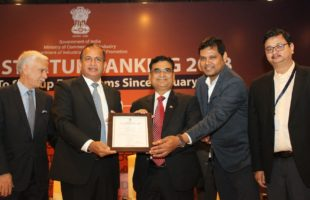 Odisha Top Performer in the State Startup Ranking 2018