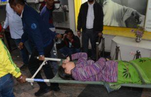 Forty injured in Kolkata Metro fire, passenger calls it 'burning train'