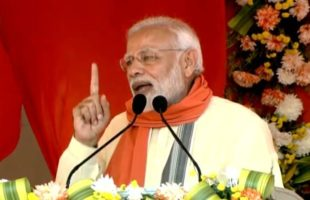 Without naming Naveen, Modi attacks Odisha government on corruption