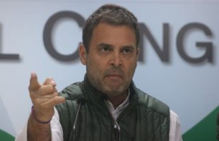 Gandhi accuses government of lies in Rafale deal