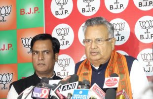 Eight of 13 BJP Ministers lose seats in Chhattisgarh polls