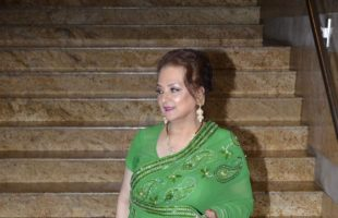 Saira Banu requests meeting with PM after cheat builder is released