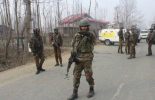 Lashkar's Pakistani commander, 2 Kashmiri militants killed in J&K
