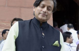 Tharoor tables bill for online gaming