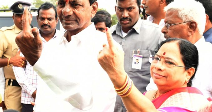 Exit polls predict clean sweep to TRS