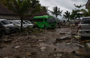 168 dead in Indonesia tsunami