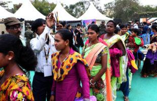 Surrendered Maoists enjoy hockey in Odisha