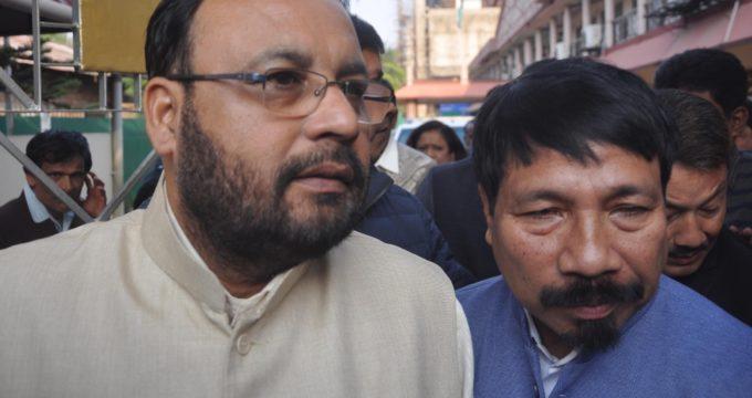 Three AGP Ministers meet Sonowal, tender resignation