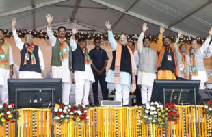 BJD, Congress are two sides of same coin: Amit Shah