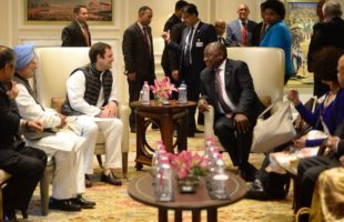 South African President invites Rahul for visit