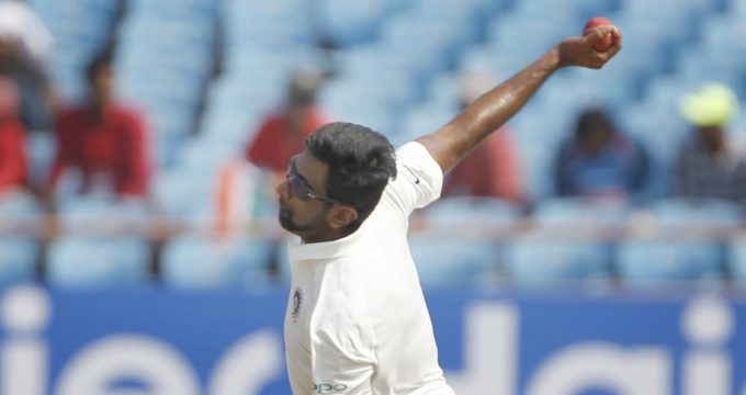 Ashwin undergoes solo practice session ahead of final Test