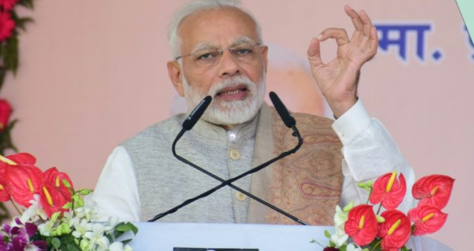 Modi attacks SP-BSP tie-up, says he will expose their 'misdeeds'