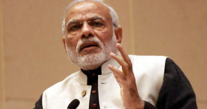 Modi to function from makeshift PMO at Ramlila Maidan for 2 days