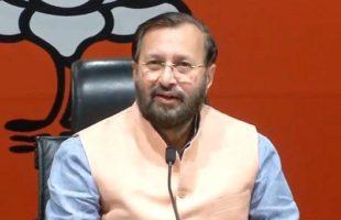 Congress' mantra was entitlement of poverty: Javadekar