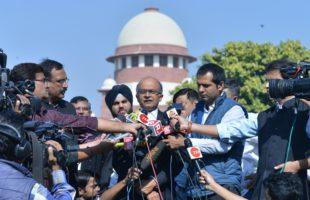 Alok Verma's reinstatement partial victory: Prashant Bhushan