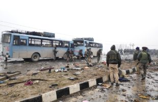 20 CRPF troopers killed in suicide attack in Kashmir