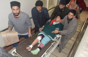 28 students injured in explosion in Kashmir tuition centre