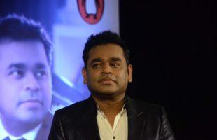 A.R. Rahman launches music of 'Waah Zindagi'