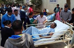 Fire breaks out in Apollo Hospital in Odisha