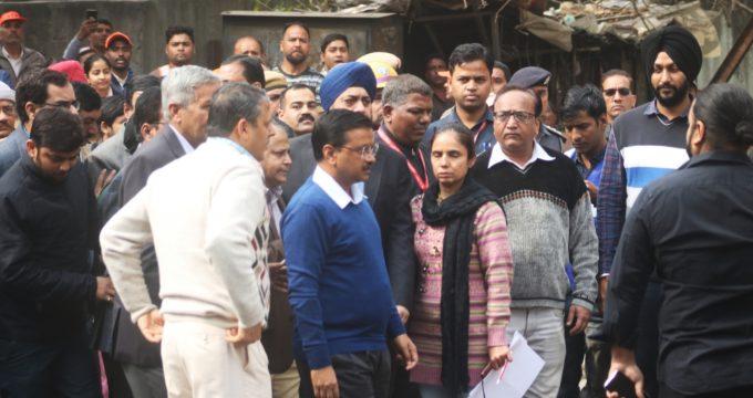 Delhi government orders probe into hotel fire tragedy