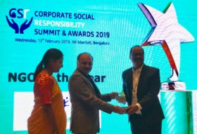 KISS Awarded NGO of the Year