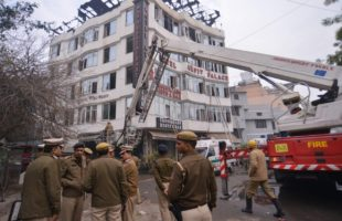 17 killed in Delhi blaze