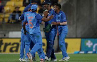 India beat New Zealand in 5th ODI, win series 4-1