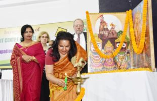 Centre of Excellence on 'Occupational Safety and Health' inaugurated at KIIT
